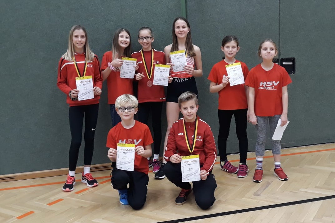 2020 Bericht Indoor Kids Cup Pottenstein